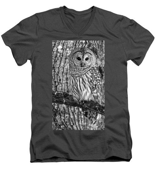 Blending In - 365-187 Men's V-Neck T-Shirt