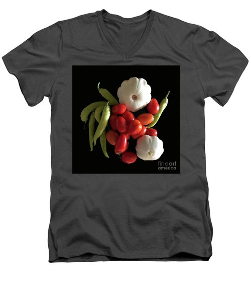 Blessings From The Garden Men's V-Neck T-Shirt