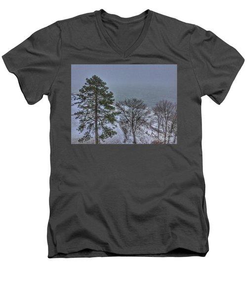 Blizzard Stella On Casco Bay Men's V-Neck T-Shirt