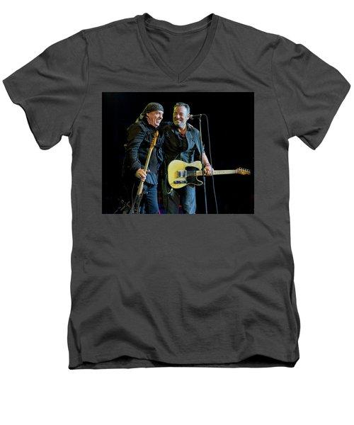 Blood Brothers Men's V-Neck T-Shirt