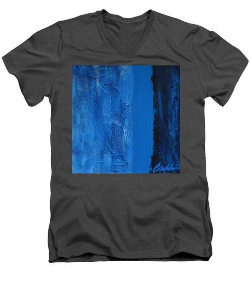 Blue Collar Men's V-Neck T-Shirt
