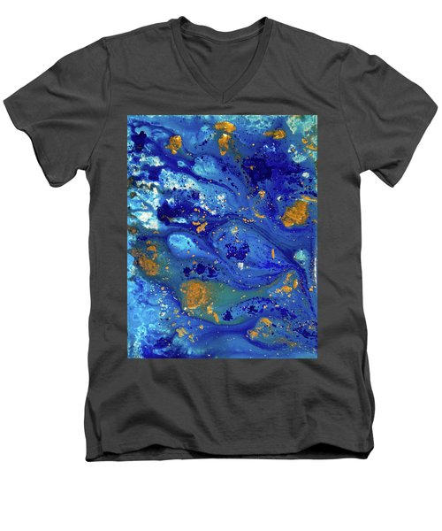Blue Dream Men's V-Neck T-Shirt