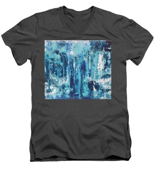 Blue Forest Men's V-Neck T-Shirt