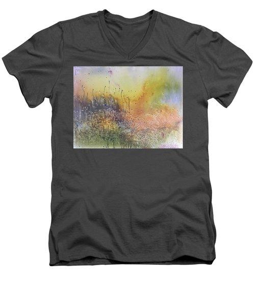 Blue Haze Men's V-Neck T-Shirt