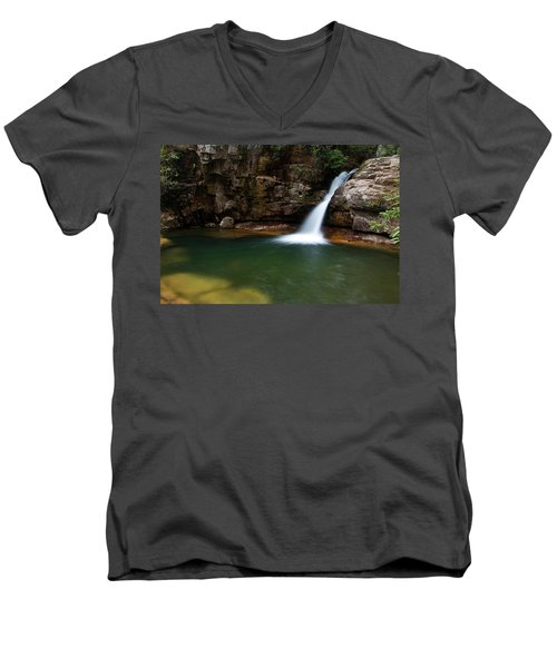 Blue Hole In Spring 2017 IIi Men's V-Neck T-Shirt