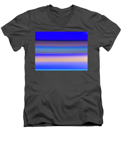 Blue Hour Men's V-Neck T-Shirt