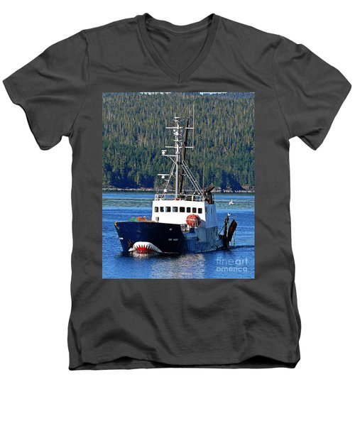 Blue Waters Men's V-Neck T-Shirt
