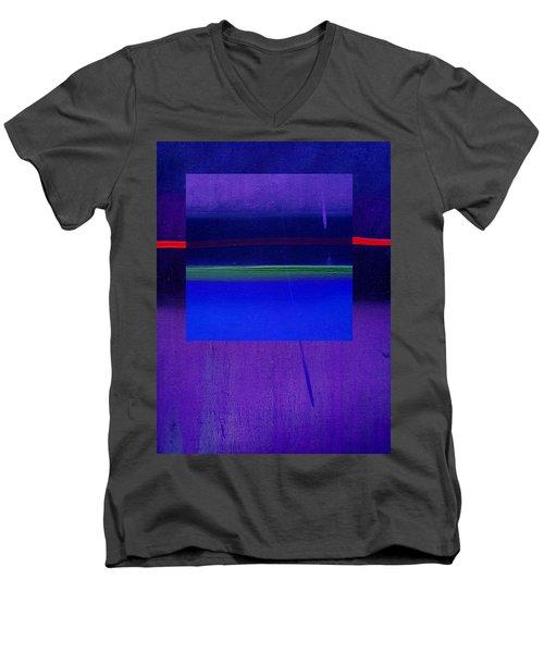 Bluescape Men's V-Neck T-Shirt