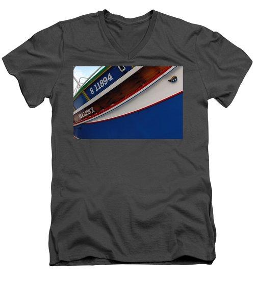 Boat  Men's V-Neck T-Shirt