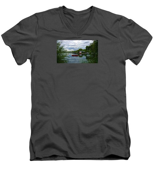 Boathouse Men's V-Neck T-Shirt