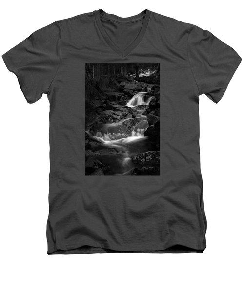Bodefall, Harz Men's V-Neck T-Shirt