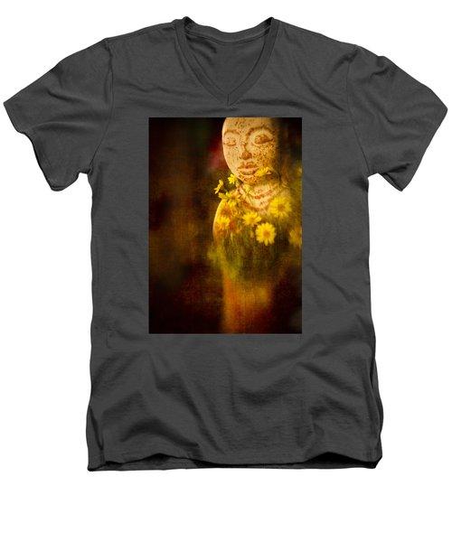 Bodhisattva Men's V-Neck T-Shirt