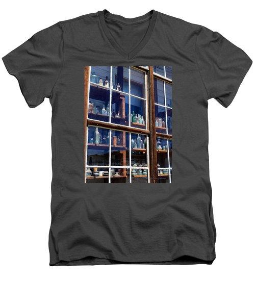 Bodie Bottles #1 Men's V-Neck T-Shirt