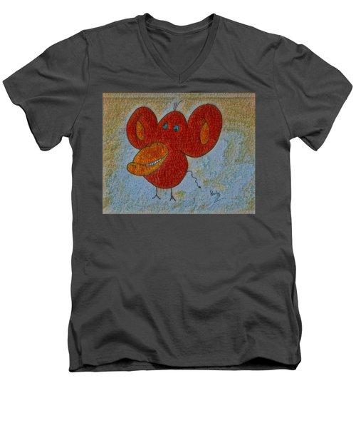 Bombo Men's V-Neck T-Shirt