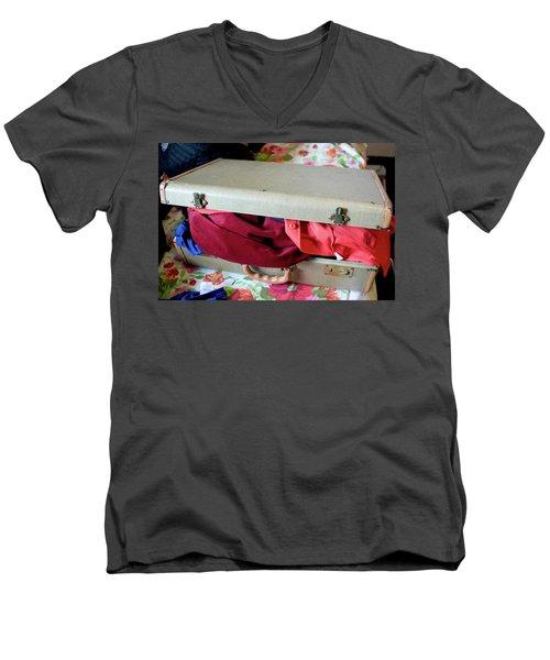 Bon Voyage Men's V-Neck T-Shirt