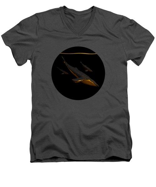 Bond IIi Men's V-Neck T-Shirt