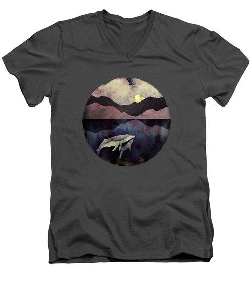 Bond Men's V-Neck T-Shirt