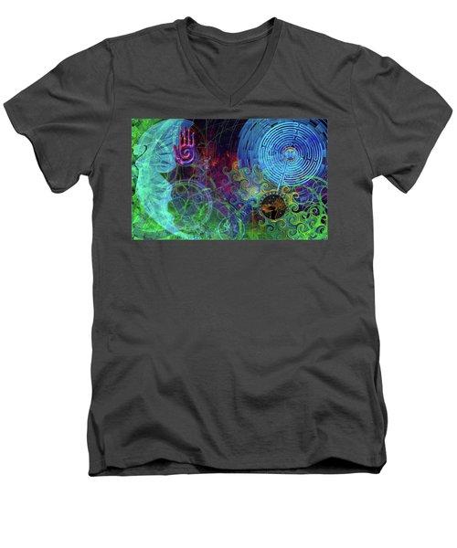Bonita Men's V-Neck T-Shirt