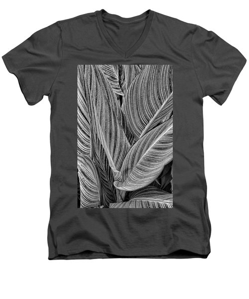 Boston Common Study 11 Men's V-Neck T-Shirt