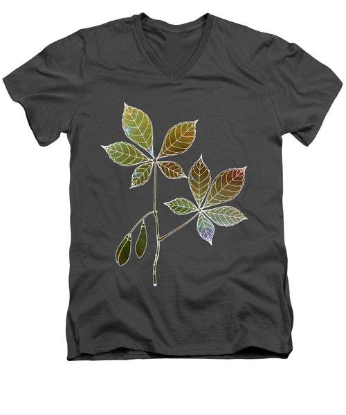 Botany 5 Men's V-Neck T-Shirt