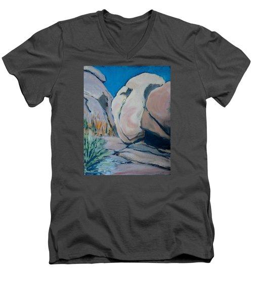 Boulder Men's V-Neck T-Shirt