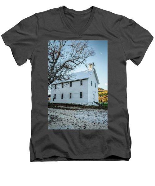 Boxley Community Center Men's V-Neck T-Shirt