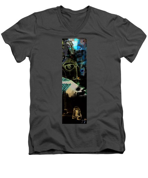boy Men's V-Neck T-Shirt