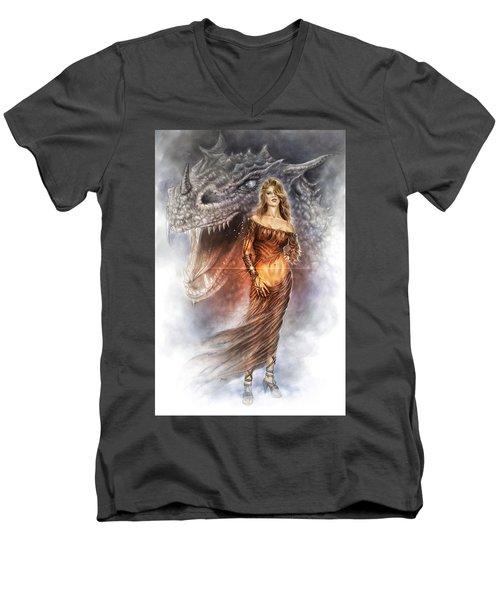 Bracelet Of Power Men's V-Neck T-Shirt