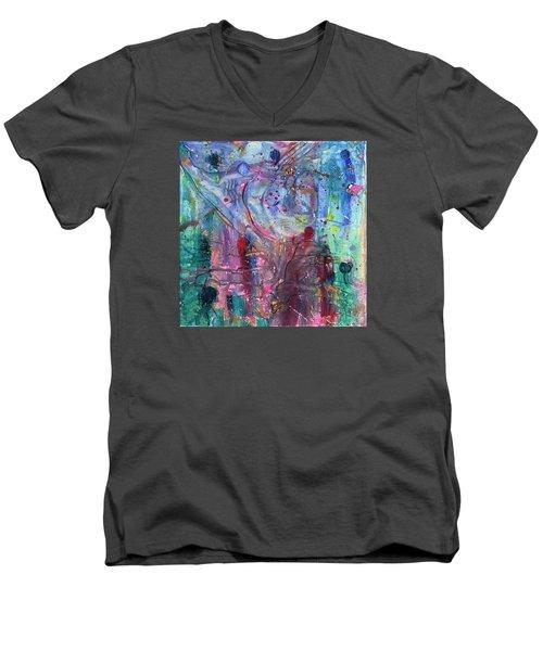 Brave New World Men's V-Neck T-Shirt