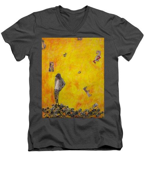 Brazen Men's V-Neck T-Shirt