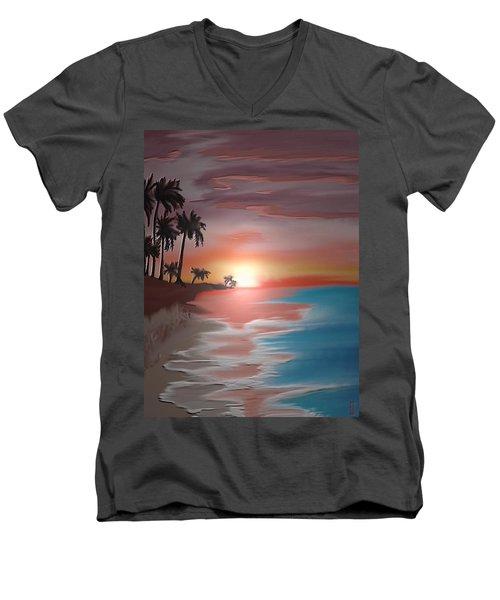 Breakers Men's V-Neck T-Shirt