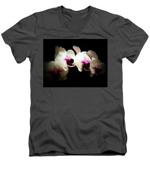 Breathless Beauty Men's V-Neck T-Shirt