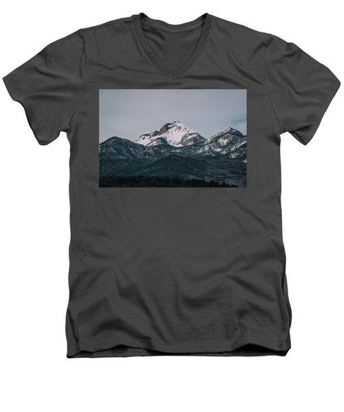 Brief Luminance Men's V-Neck T-Shirt