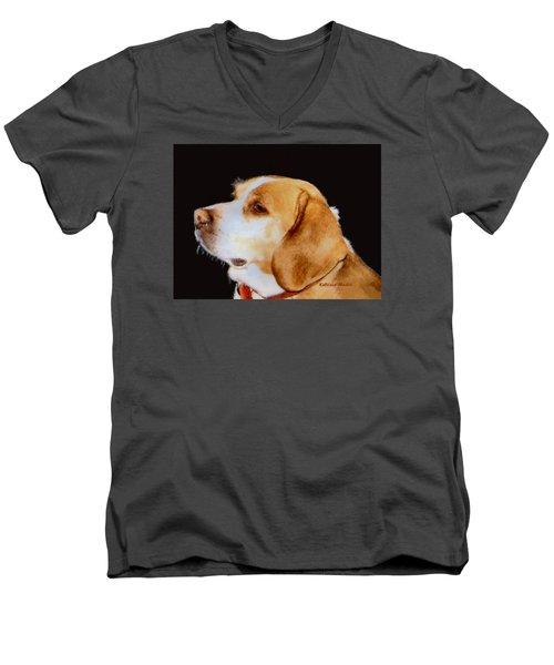 Bright Eyes Men's V-Neck T-Shirt