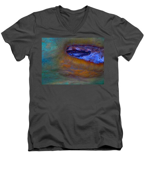 Brighter Days Men's V-Neck T-Shirt