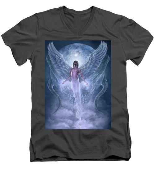 Bringer Of Light Men's V-Neck T-Shirt