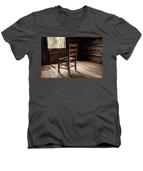 Broken Chair Men's V-Neck T-Shirt