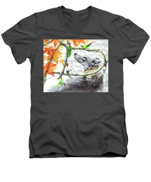 Broken Dream Men's V-Neck T-Shirt