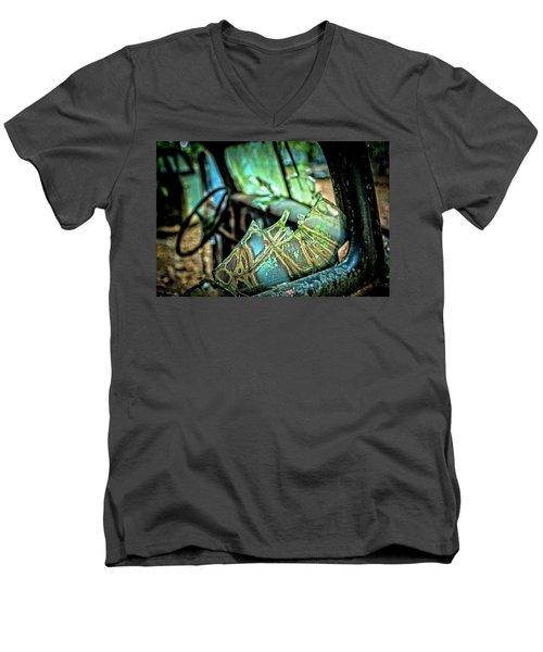 Broken Dreams Men's V-Neck T-Shirt