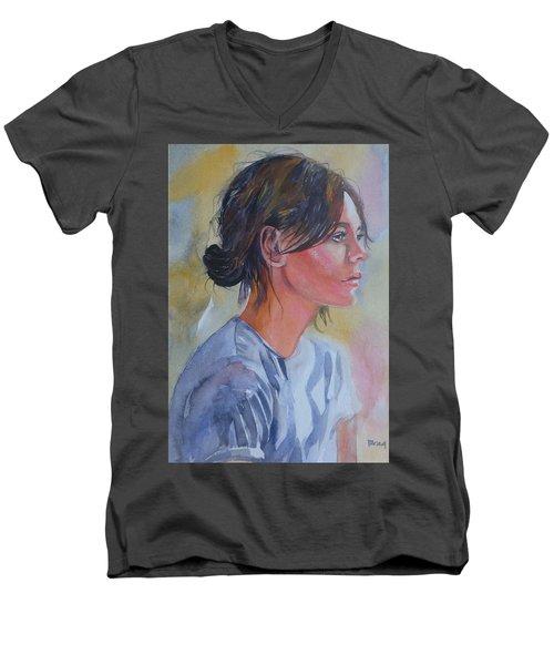Broken Trust Men's V-Neck T-Shirt