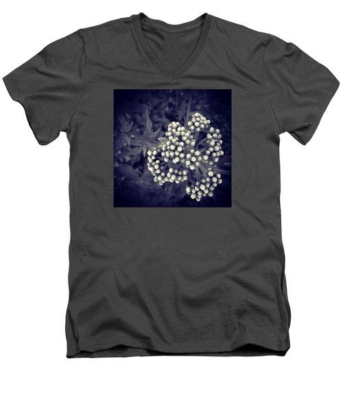 Bronchi Men's V-Neck T-Shirt by Lean P