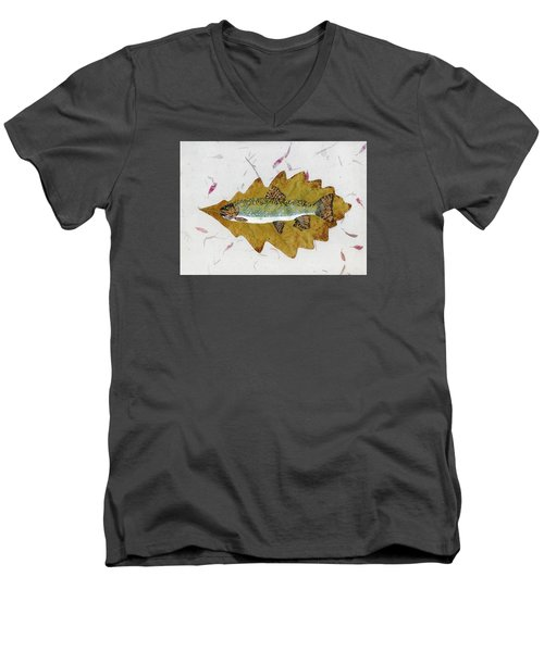 Brook Trout Men's V-Neck T-Shirt