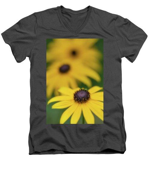 Brown Eyed Susan Men's V-Neck T-Shirt