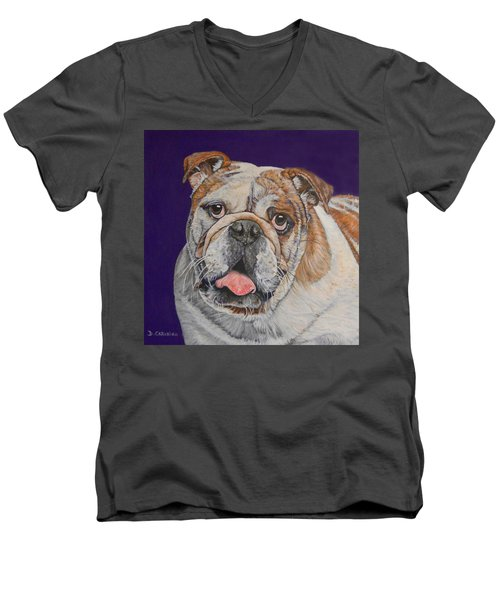 Buddy Men's V-Neck T-Shirt