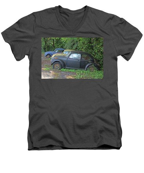 Bug Graveyard 2 Men's V-Neck T-Shirt