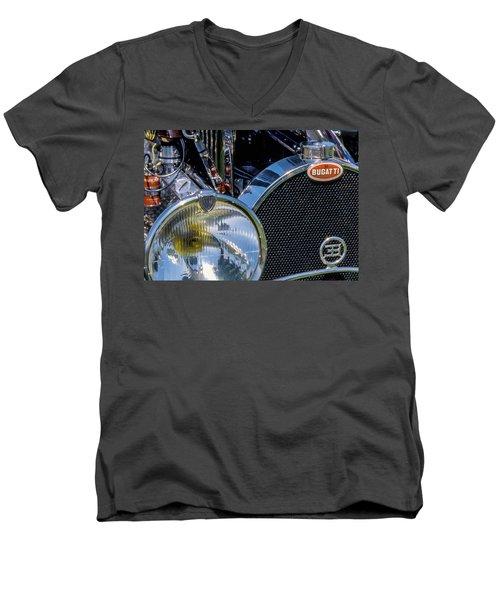 Bugatti Men's V-Neck T-Shirt