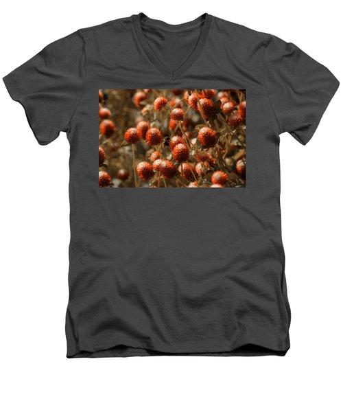 Bumble Bee Heaven Men's V-Neck T-Shirt