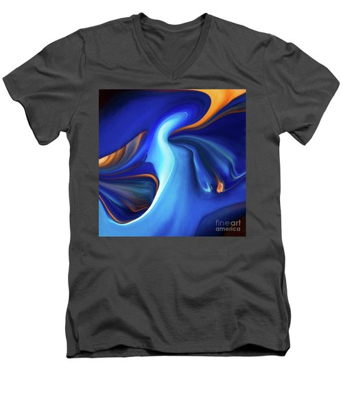 By The Way Men's V-Neck T-Shirt