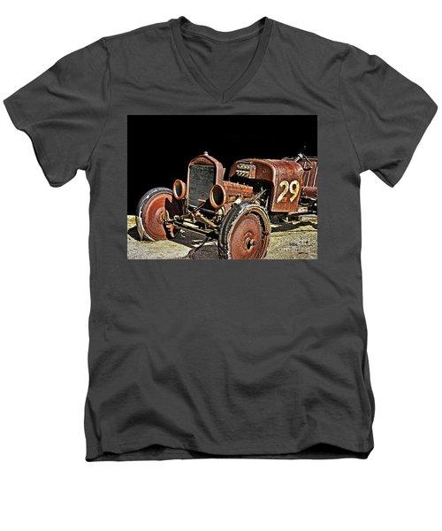 C201 Men's V-Neck T-Shirt