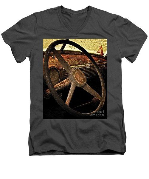 C203 Men's V-Neck T-Shirt